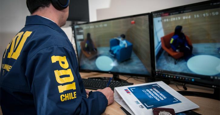 Denuncia de delitos sexuales disminuyó en pandemia