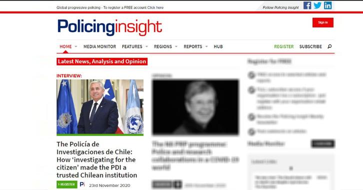 Medio internacional aborda alta valoración de PDI