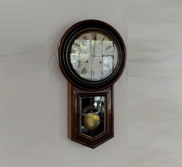 Reloj francés de pared c2fa06a650b2